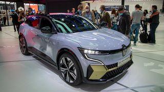 Renault Megane E-Tech.