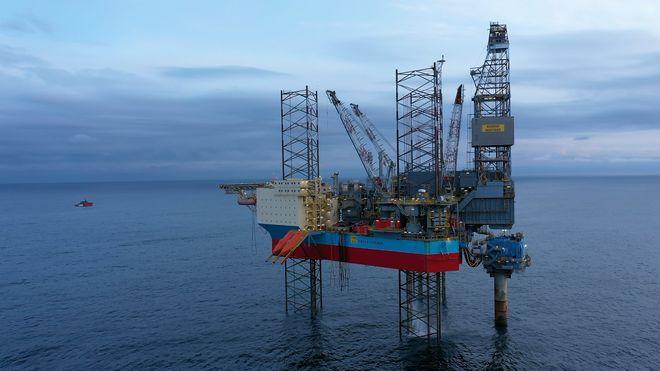 Dette er det eneste feltet på norsk sokkel som er bygget ut tre ganger– forrige forsøk produserte ikke en dråpe olje