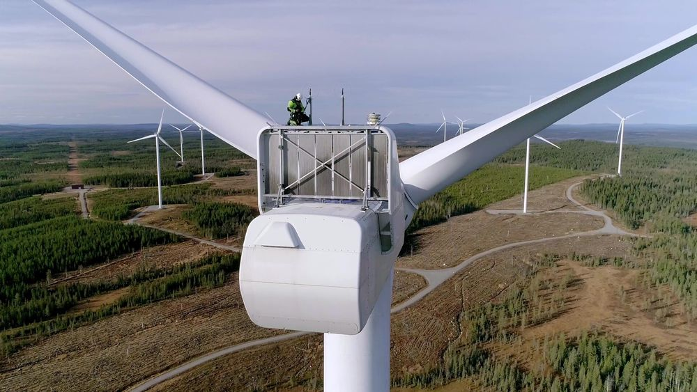 NVE har ikke tildelt noen nye vindkraftkonsesjoner siden 2019. Nå frykter vindkraftforeningen at markedet tørker helt ut.