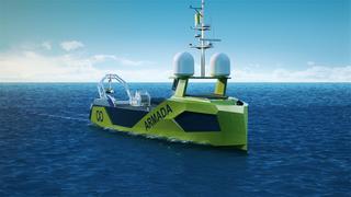 Her bygges fremtidens mannskapsløse offshorebåter