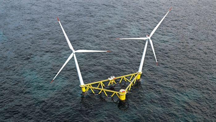 Det svenske selskapet Hexicon vil fra høsten 2023 teste ut dette konseptet i havet vest av Karmøy.