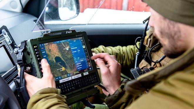 Nå ruller Hæren, Heimevernet og Marinen ut programvaren som kan bli solgt til mange av Norges allierte