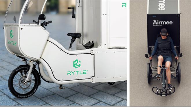 Posten vil bytte ut bensinbiler med elektriske lastesykler