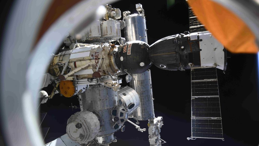 Den internasjonale romstasjonen (ISS) er den eneste romstasjonen i kretsløp rundt jorden. Der skal et norsk system nå måle luften for å oppdage eventuelle gasslekkasjer.