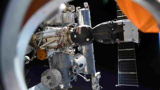 – Nå har man vært på romstasjonen sammenhengende i over 20 år, og man har ikke luftet én eneste gang