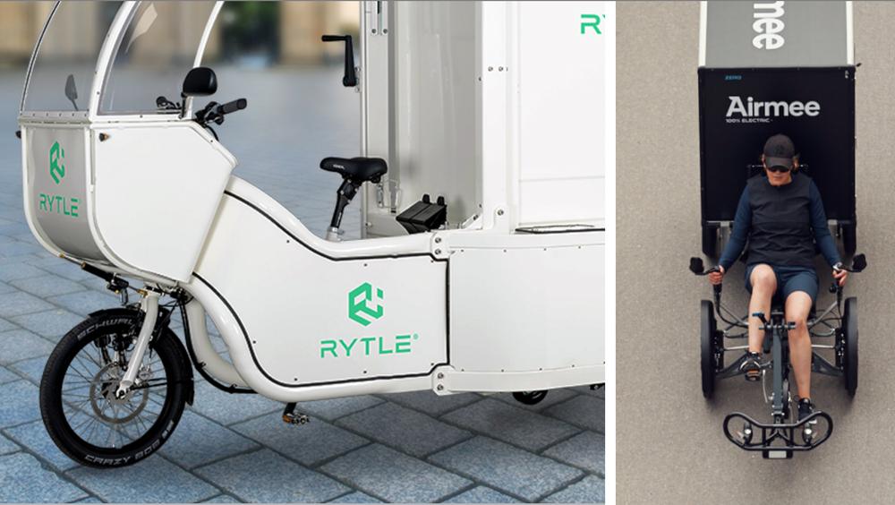 Rytle og Velove er to av produsentene Posten nå tester ut.