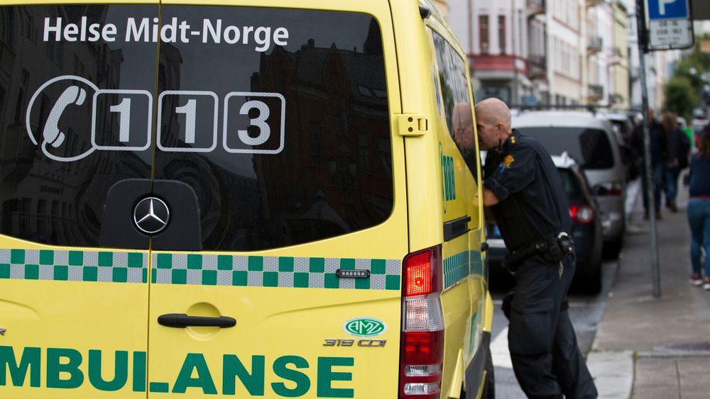Den kunstige intelligensen kan finne ut hvor det er mest hensiktsmessig å ha ambulansen plassert nettopp denne helga, skriver artikkelforfatterne.