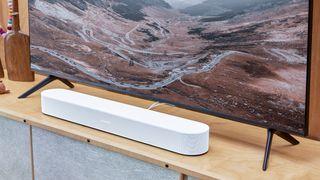 Sonos oppgraderer Beam: Åpner for virtuelle høyttalere