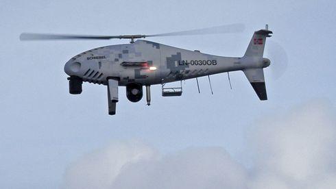 Dette mangler for å bruke droner til transport i Norge