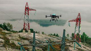 Droneselskap fra Sandnes får storkontrakt – skal inspisere amerikanske kraftlinjer