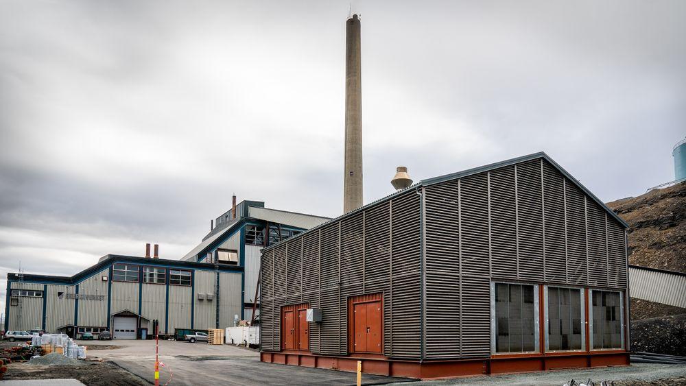 Longyearbyen kullkraftverk skal fases ut i 2023. Dieselmotorer som kan gå på ammoniakk skal sørge for at byen går fra kull til null.