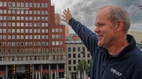 Bård Baardsen,  rådgiver for politikk og rammebetingelser i Norsk varmepumpeforening
