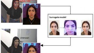 Ny studie: Lett sminke kan lure ansiktsgjenkjenningskameraer