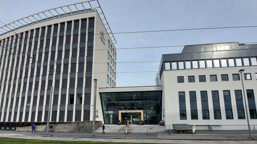 Forskningsinstituttet Norces hovedkvarter i Bergen.