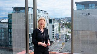 Den nye skolen ligger midt i tykkeste Oslo. Slik løste de lydutfordringene