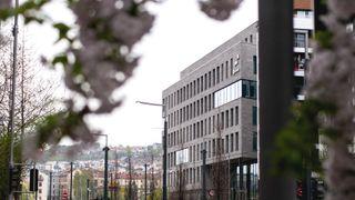 Microsoft Norge flyttet inn i nytt kontor i Bjørvika i mai 2019.