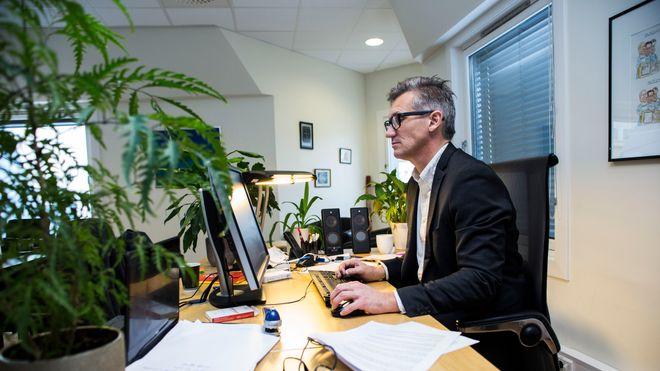 Direktør i Datatilsynet, Bjørn Erik Thon.