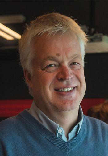 Geir Endregard, administrerende direktør i Inspiria science center.