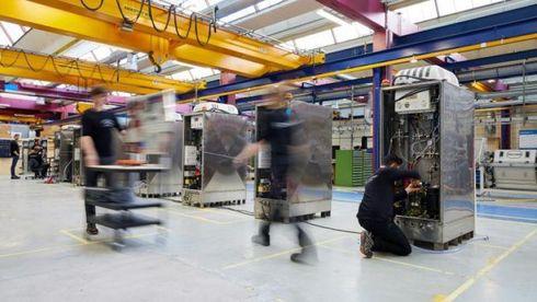Atomkraft-oppstart: Overskuddsvarme kan transporteres til byggeplasser med lastebil
