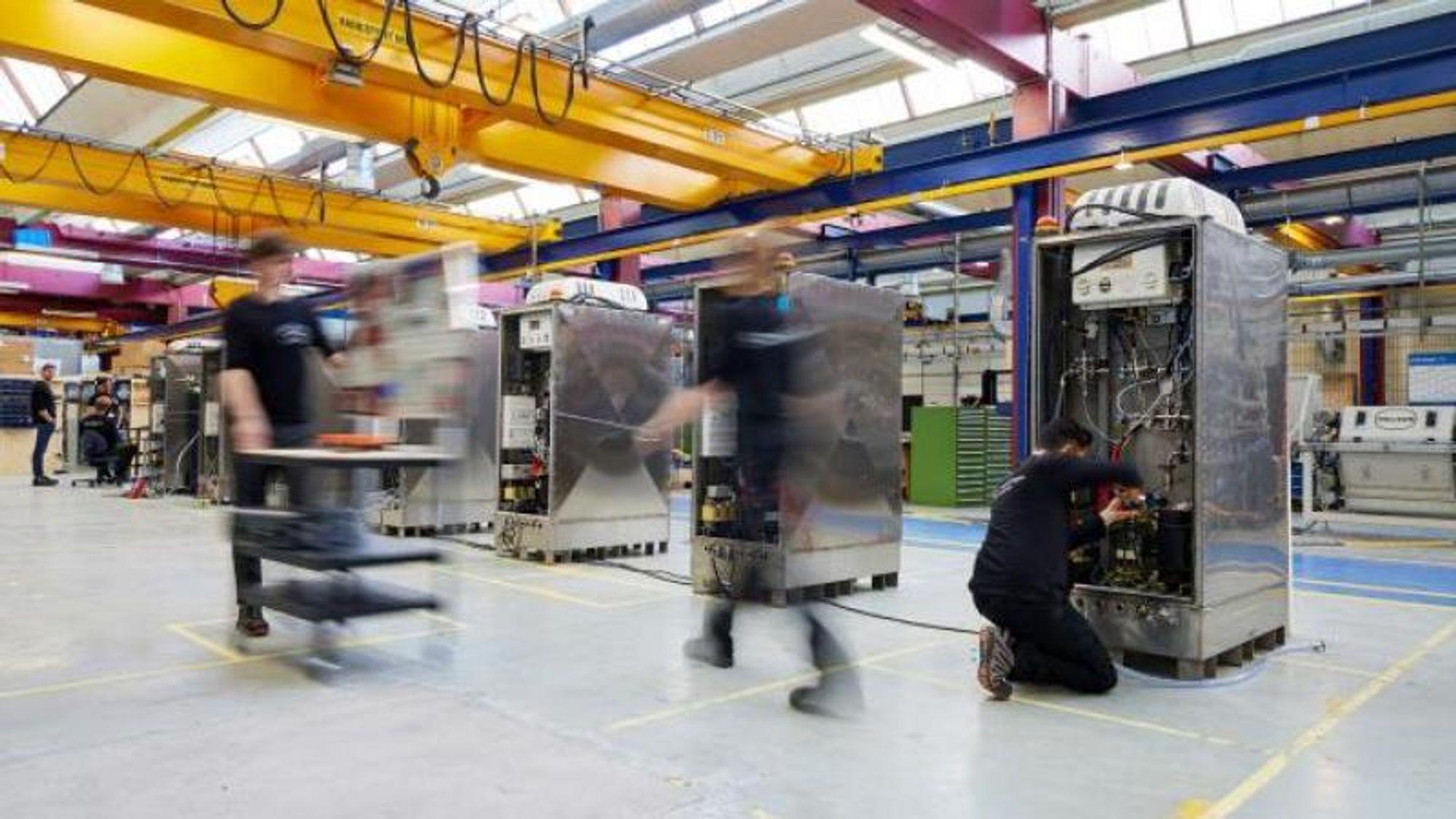 Dansk atomkraft-utvikler vil selge mobil varmelagring