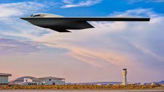 Mens B-52 oppgraderes for å holde ut i nesten 100 år, gjøres B-21 klar for sin første flygning