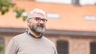 Portrettfoto av Svein Sørensen