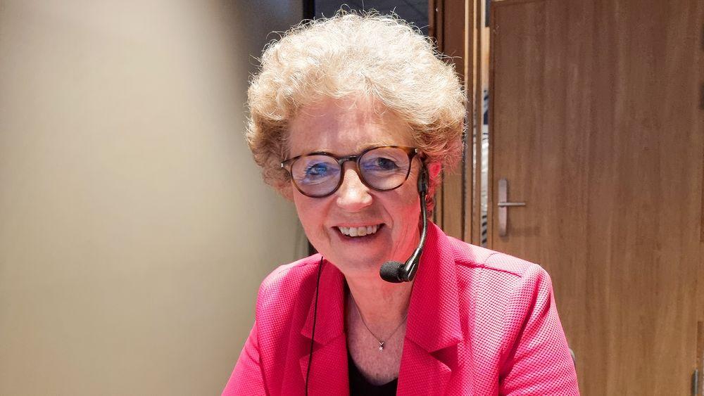 Skal bli enda grønnere, men det er også utfordringer framover: Konserndirektør i Hydro, Hilde Merete Aasheim