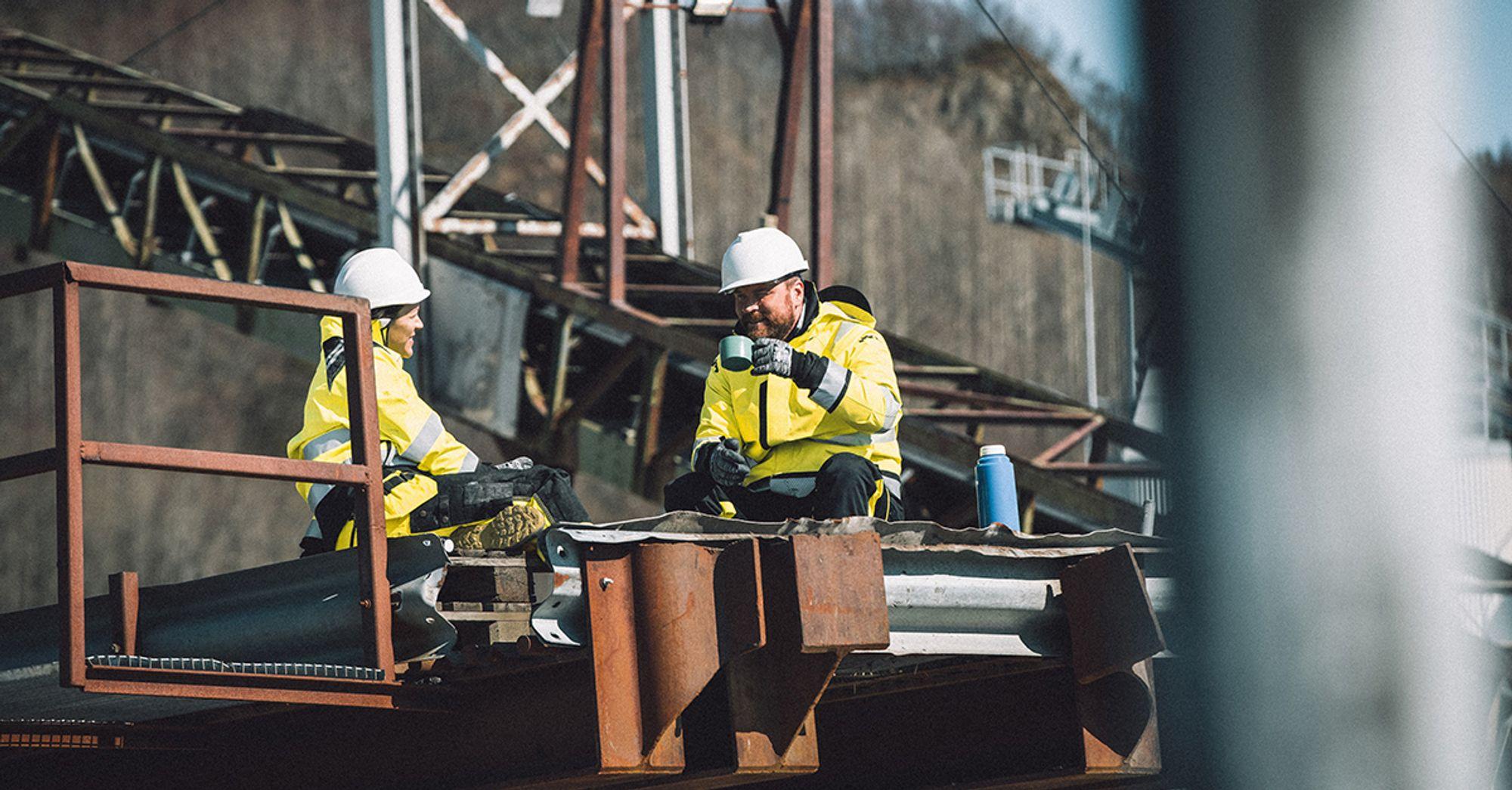 ANNONSE: Ingen kjenner norsk industri som oss