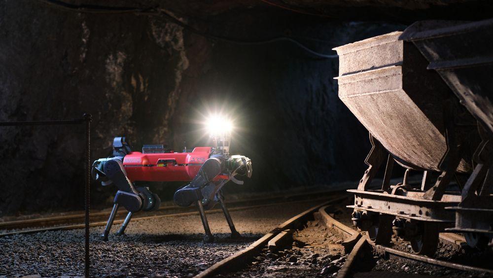 I den siste konkurransen måtte robotene undersøke underjordiske tunneler, finne gjenstander og rapportere om funnstedet. Alt dette foregikk i ganger som kunne etterligne menneskelagde undergrunnssystemer, men også naturlige huleganger.