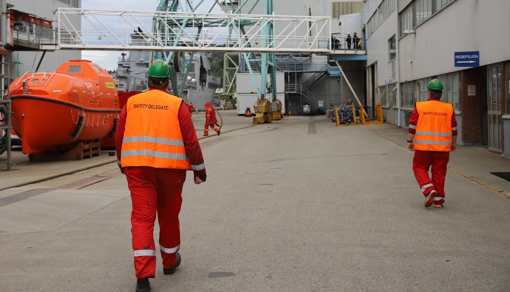 Vard Langsten her sikret god sysselsetting til 2024 med bygging av tre kystvaktfartøy. Det er mer usikkert for andre verft og leverandører til mer sivil skipsfart.