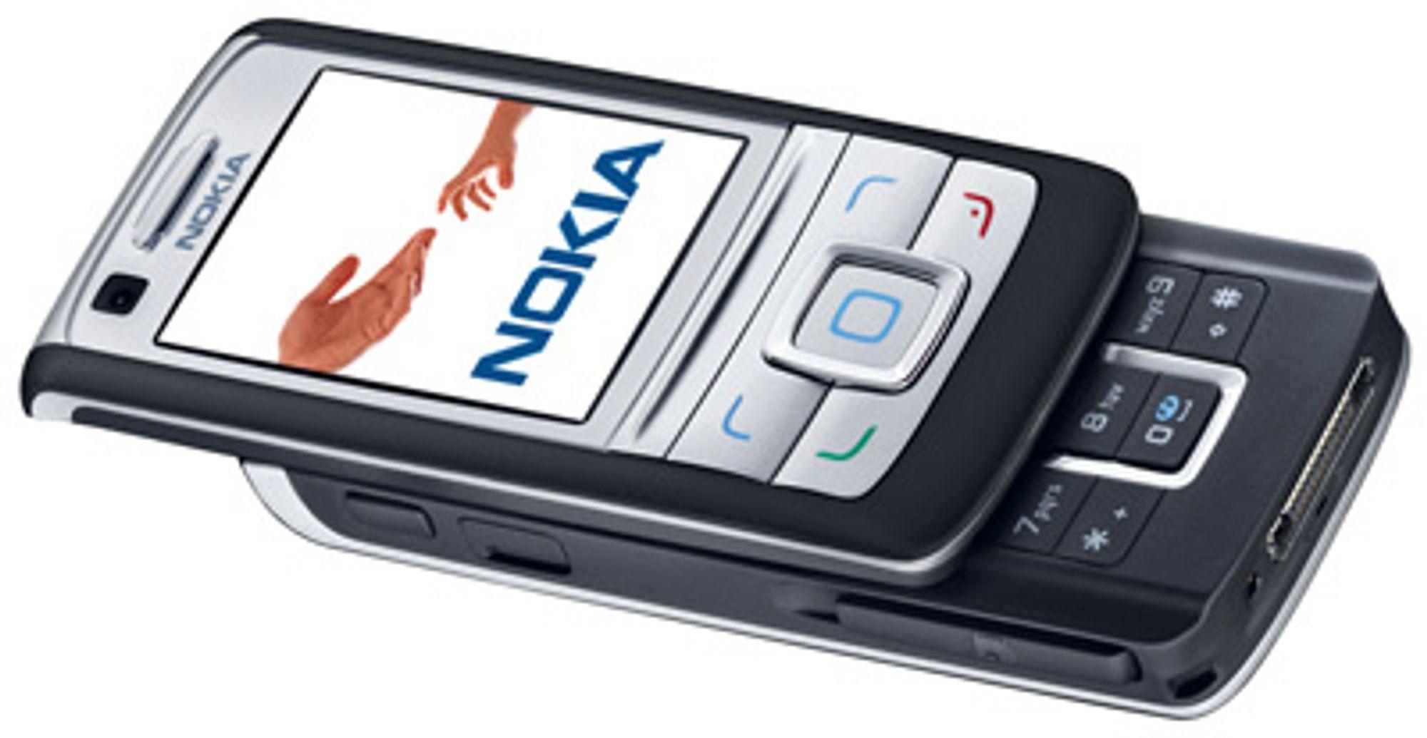 Nokia 6280 (Bilde: Nokia)