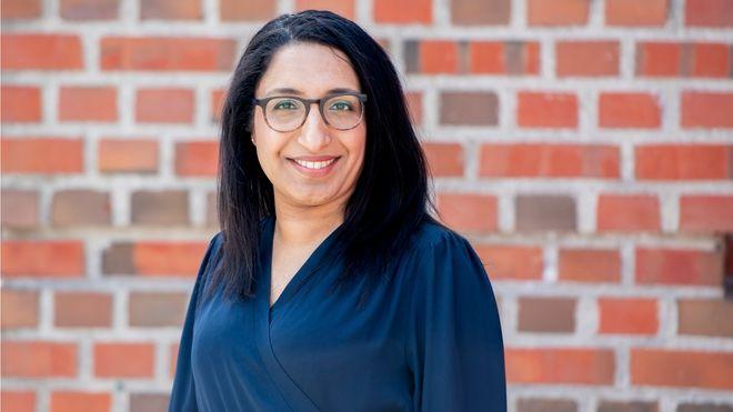 Farah Ali, advokat og konstituert sjef for juridisk seksjon i Nito.