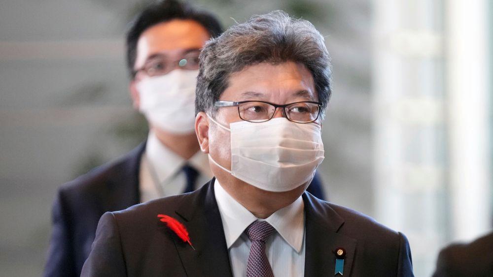 Koichi Hagiuda er finans- og industriminister og en sentral figur i Fumio Kishidas nye regjering i Japan.