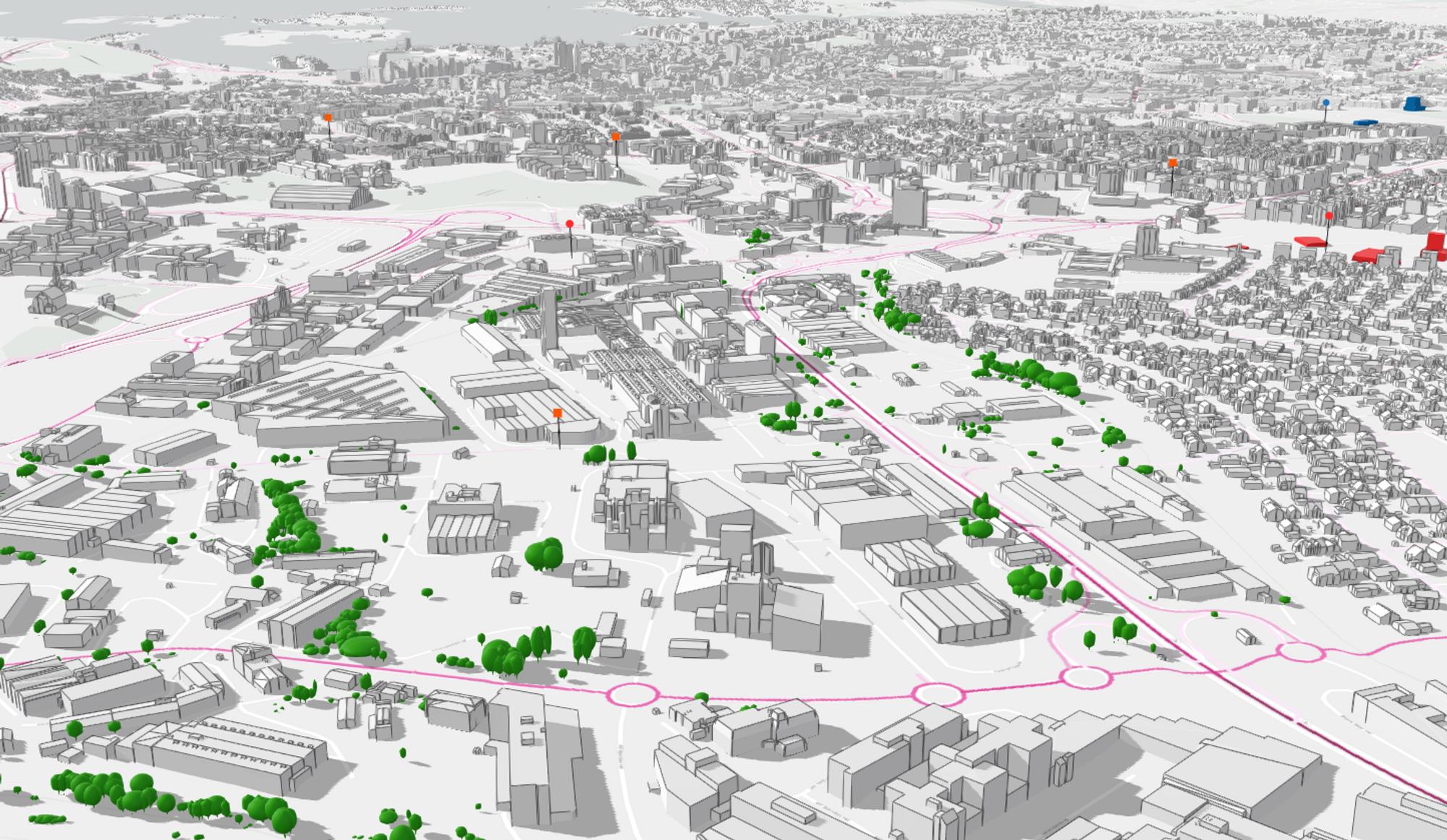 ANNONSE: Vil du lære mer om datadrevet by- og eiendomsutvikling?