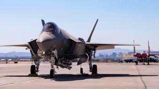 – Et nytt avskrekkingsnivå: F-35A er ferdig med kjernevåpen-testing