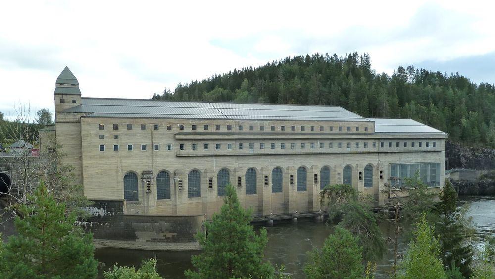 ABB oppgraderer kontrollanlegget på Solbergfoss 1 elvekraftverk i Glomma.