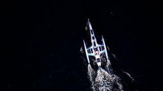 Pakning tok fyr og stoppet ubemannet atlanterhavskryssing: – Burde kanskje hatt to dieselaggregater