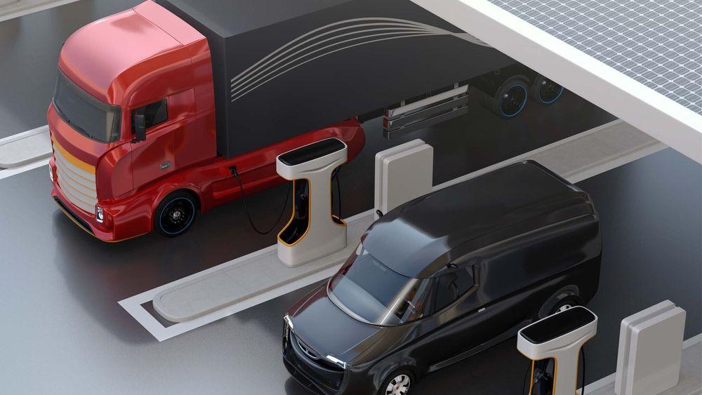 Målet med Medusa-prosjektet er å tilby hurtiglading på 3 MW til tunge kjøretøy.