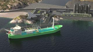 Kinesisk verft skal bygge skipene som skal frakte CO2 til Nordsjø-lageret