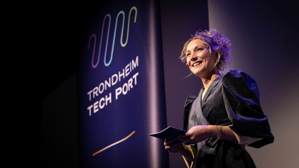 Karianne Tung er daglig leder av Trondheim Tech Port som hadde offisiell lanseringsfest på Digs i Trondheim sist uke.