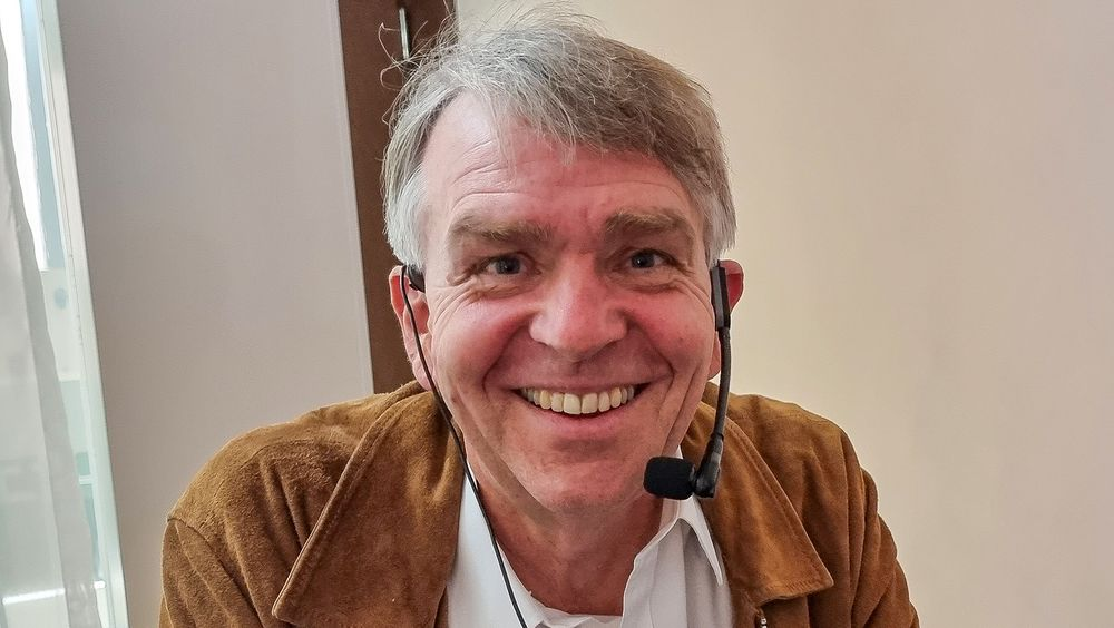 Leder for intelligent trafikk: Trond Hovland er daglig leder for  ITS Norway.