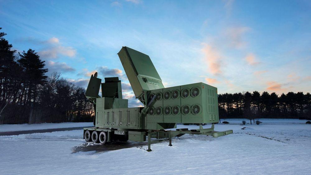 Radaren som Rayhteon bygger for den amerikanske hærens LTAMDS-program (Lower Tier Air and Missile Defense Sensor) har nå fått navnet GhostEye.