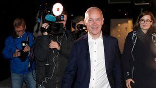 Finansminister Jan Tore Sanner (H) kutter i oljepengebruken.