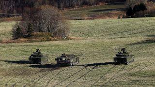 Etter nye beregninger er nye stridsvogner blitt enda mer kostbart