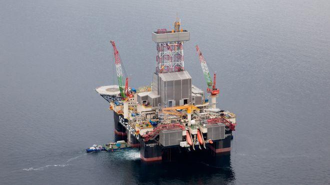 Olje- og gassfunn nær Goliat-feltet i Barentshavet
