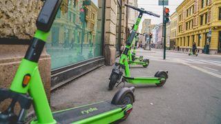 Anker avgjørelsen om maks 8000 elsparkesykler i Oslo