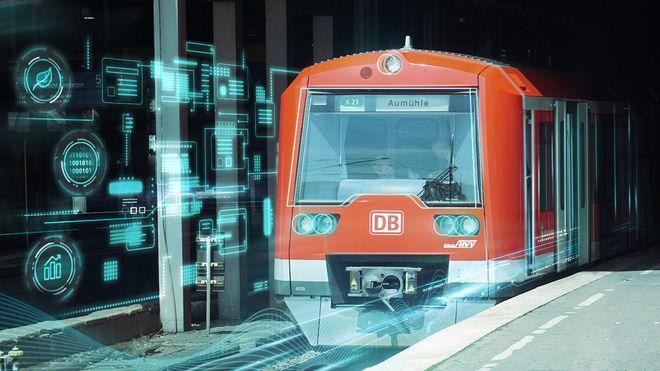 Verdens første selvkjørende tog som går i trafikk med ordinære tog hadde sin jomfrutur i Hamburg, Tyskland i oktober 2021.
