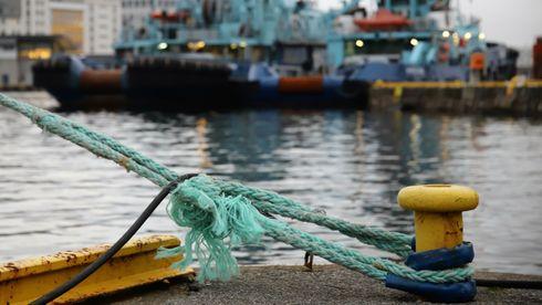 Ap-Sp-regjering med maritime løfter