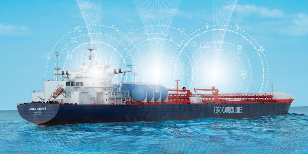 Digitalisering og bedre utnyttelse av skipsdata – både i sanntid om bord og på land – er hensikten med samarbeidet ABS og Kongsberg Digital. Det kan bidra til raskere dekarbonisering.