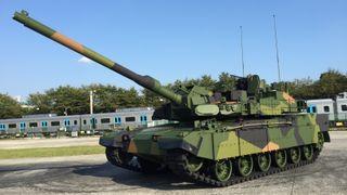 Slik vil nye norske stridsvogner se ut – dersom de bestilles fra Sør-Korea